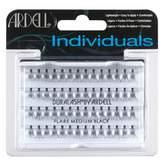 Ardell DuraLash Individual Flare Lashes Medium Black 1 pack