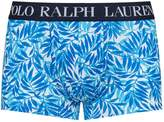 Polo Ralph Lauren Palm Leaf Classic Trunks