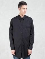 Cheap Monday Hid Poplin Longer Fit Shirt