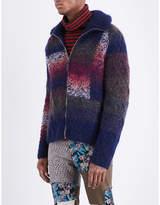 Missoni Funnel-neck Wool