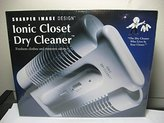 Sharper Image Ionic Closet Dry Cleaner SI630