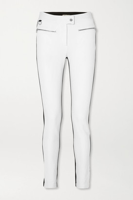 Erin Snow Jes Two-tone Ski Pants - White