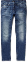 HUGO BOSS Delaware Slim-fit Stretch-denim Jeans - Blue