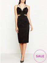 KENDALL + KYLIE Lattice Work Slip Dress