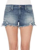 Joe's Jeans Distressed Denim Shorts