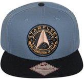 Bioworld Men's Licensed Star Trek Star Fleet Snapback Hat