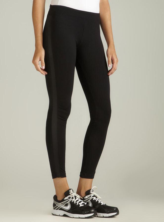 Calvin Klein Black Quick Dry Performance Legging