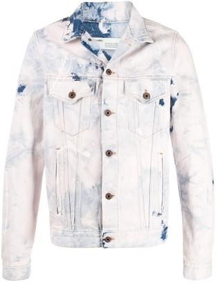 Off-White Arrows denim jacket
