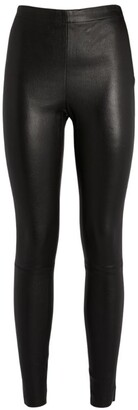 Alice + Olivia Alice+Olivia Maddox Leather Leggings