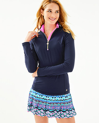 Lilly Pulitzer UPF 50+ Luxletic Justine Pullover