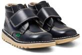 Kickers Navy Kick Kilo Velcro Boots