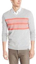 Calvin Klein Men's Cotton Modal Links Sweater