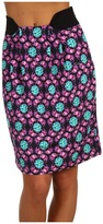 Just Cavalli  Micro Crab Jersey Skirt