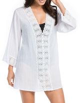 LaBlanca La Blanca Island Fare Cotton Tunic