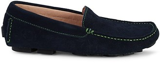 Robert Graham Camber Suede Driving Loafers