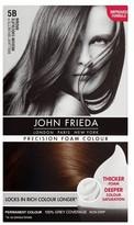 John Frieda Precision Foam Medium Chocolate Brown 5B