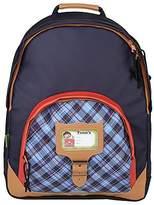 Tann's School Bag, Tartan Rouge (red) - 63214.0