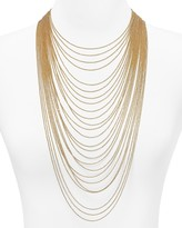 ABS by Allen Schwartz Call of the Wild Multi Chain Necklace, 16-32