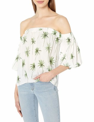 Milly Women's Off The Shoulder Blouse