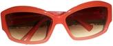 Louis Vuitton Red sunglasses