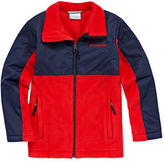 Columbia Fort Rock Long-Sleeve Full-Zip Fleece Jacket - Boys 8-20