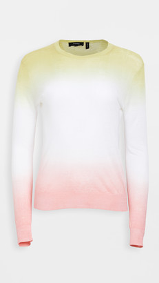 Theory Dual Ombre Pullover