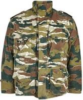 Maharishi Kongo Camouflage Cotton Jacket