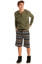 Peter Alexander peteralexander Mens Fox Sleep Short