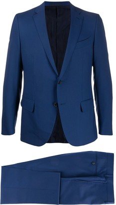 Caruso Slim Fit Two Piece Suit