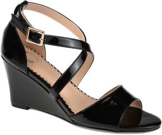 Journee Collection Stacey Women's Wedge Pumps