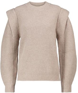 Isabel Marant Bolton merino and cashmere sweater