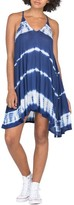 Volcom Women's Painting The Town Tie Dye Dress