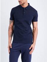 Sunspel Riviera cotton-piqué polo shirt