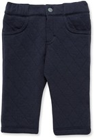 Petit Bateau Baby boys quilted pants