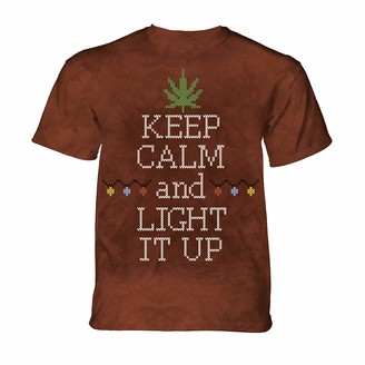 The Mountain Unisex-Adults Lit Cannabis