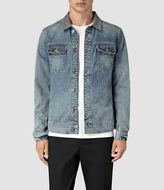 AllSaints Kilmory Denim Jacket