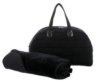 Chanel Beach Bag & Towel Set