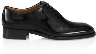 Christian Louboutin Corteo Patent Leather Oxfords