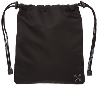 Off-White Black Small Arrows Satchel