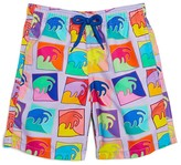Vilebrequin Boys' Jam Alex Israel Limited Edition Swim Trunks - Ages 10-14