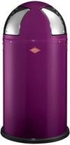 Wesco Push Two Bin - 50L - Purple