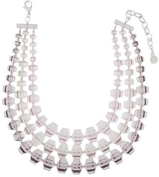 Emporio Armani Faceted Bead Necklace