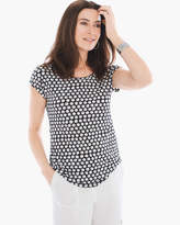 Chico's Lovely Dots Tee