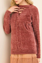 Entro Solid Love Sweater