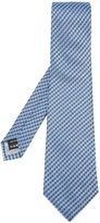 Z Zegna textured tie - men - Silk - One Size