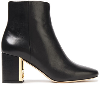 Tory Burch Gigi 70 Leather Ankle Boots