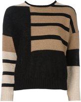 Max Mara striped pullover