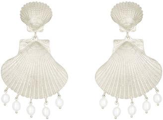 CHRISTIE NICOLAIDES Roccoco Earrings