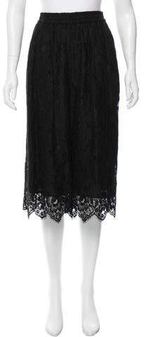 Tome Lace Cropped Pants w/ Tags