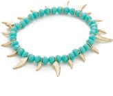 Rebecca Minkoff Tiki Beaded Spike Bracelet